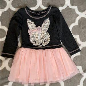 Zunie bunny dress